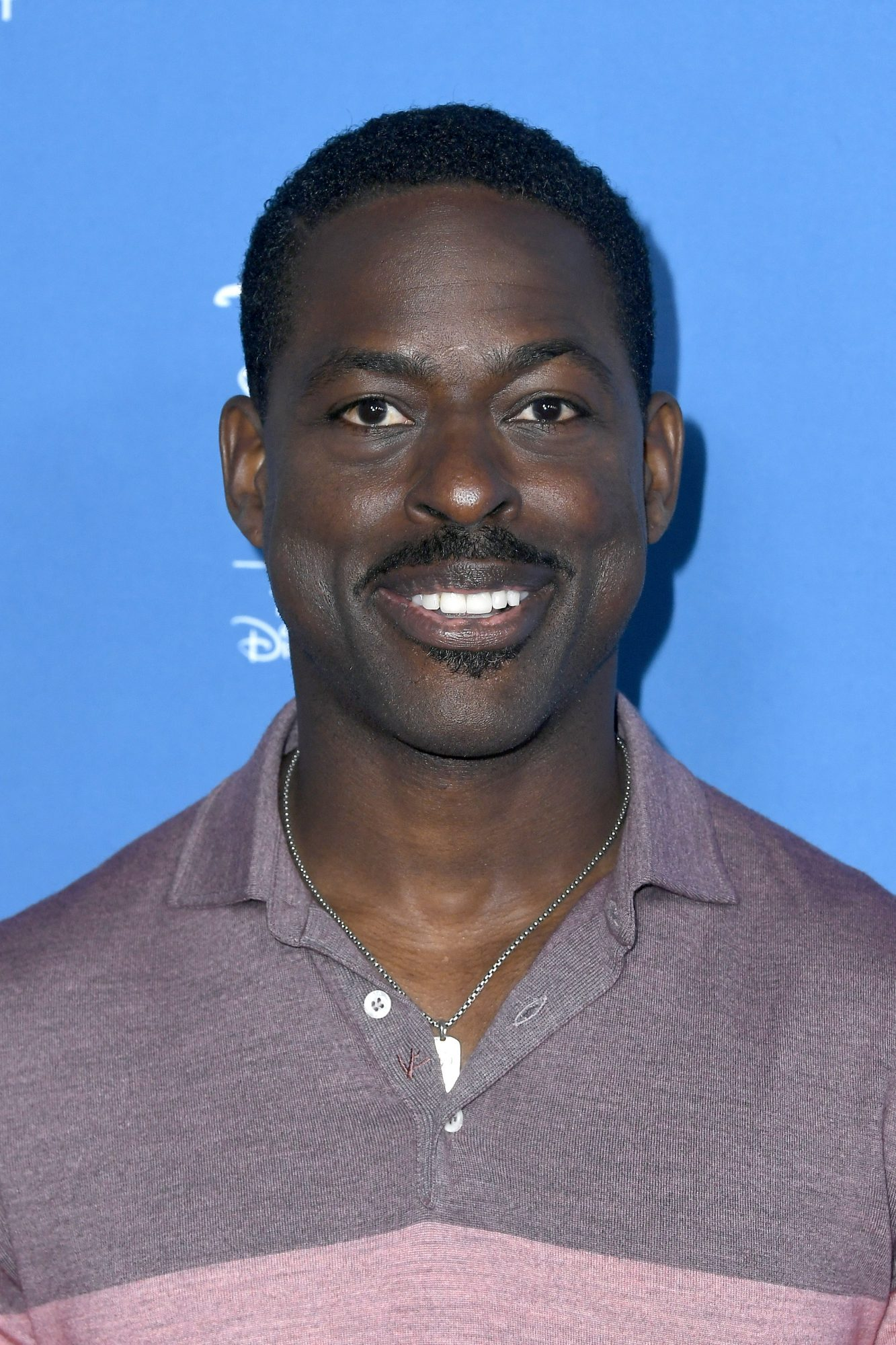 ANAHEIM, CALIFORNIA - AUGUST 24: Sterling K. Brown attends Go Behind The Scenes with Walt Disney Studios during D23 Expo 2019 at Anaheim Convention Center on August 24, 2019 in Anaheim, California. (Photo by Frazer Harrison/Getty Images)
