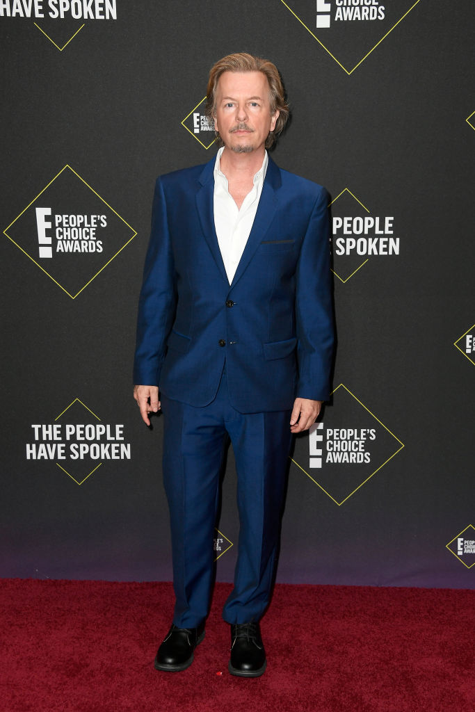 David Spade attends the 2019 E! People's Choice Awards at Barker Hangar on November 10, 2019 in Santa Monica, California. (Photo by Frazer Harrison/Getty Images)
