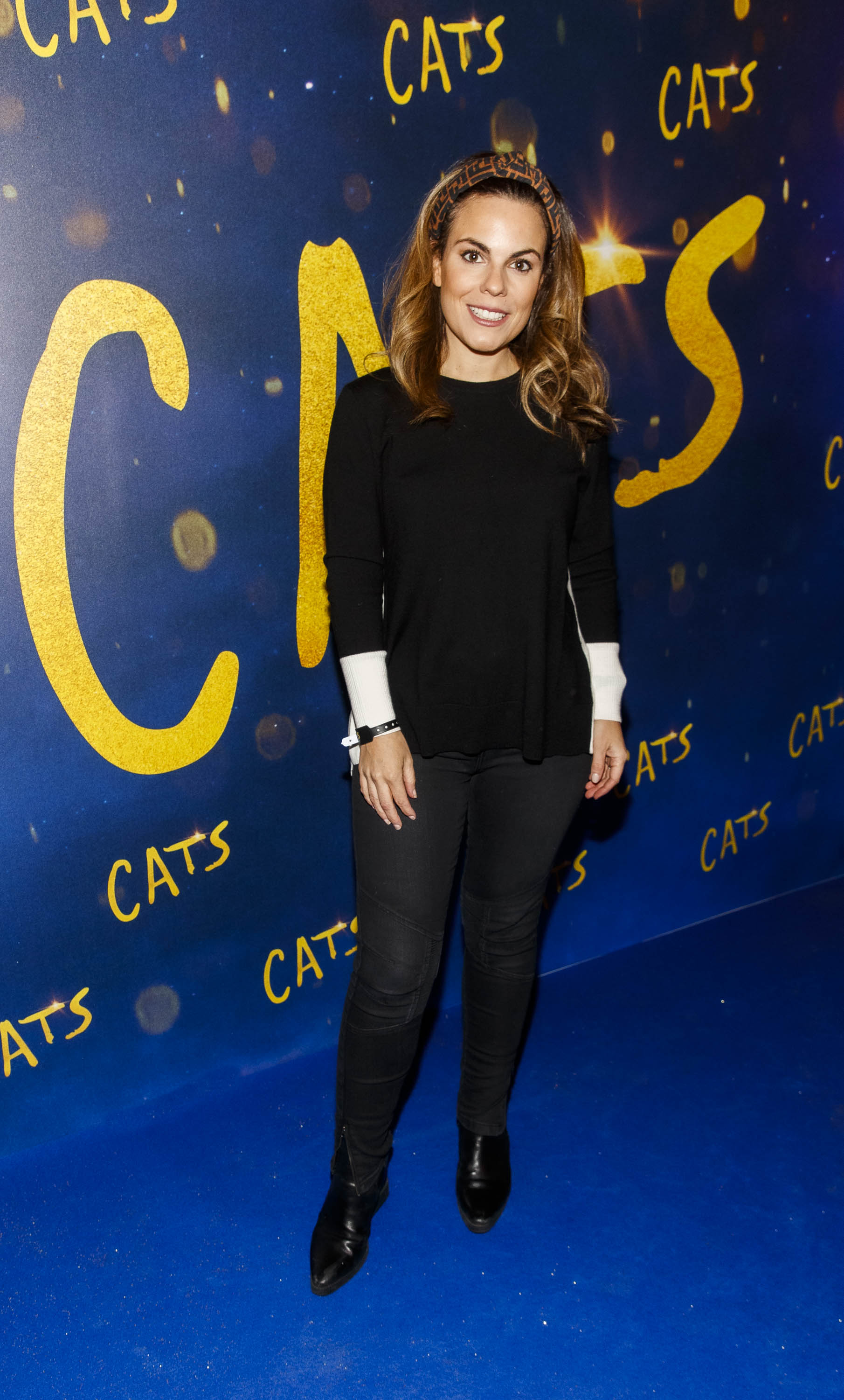 Avila Lipsett pictured at the Irish premiere screening of 'Cats' at The Stella Theatre, Rathmines. Picture: Andres Poveda
