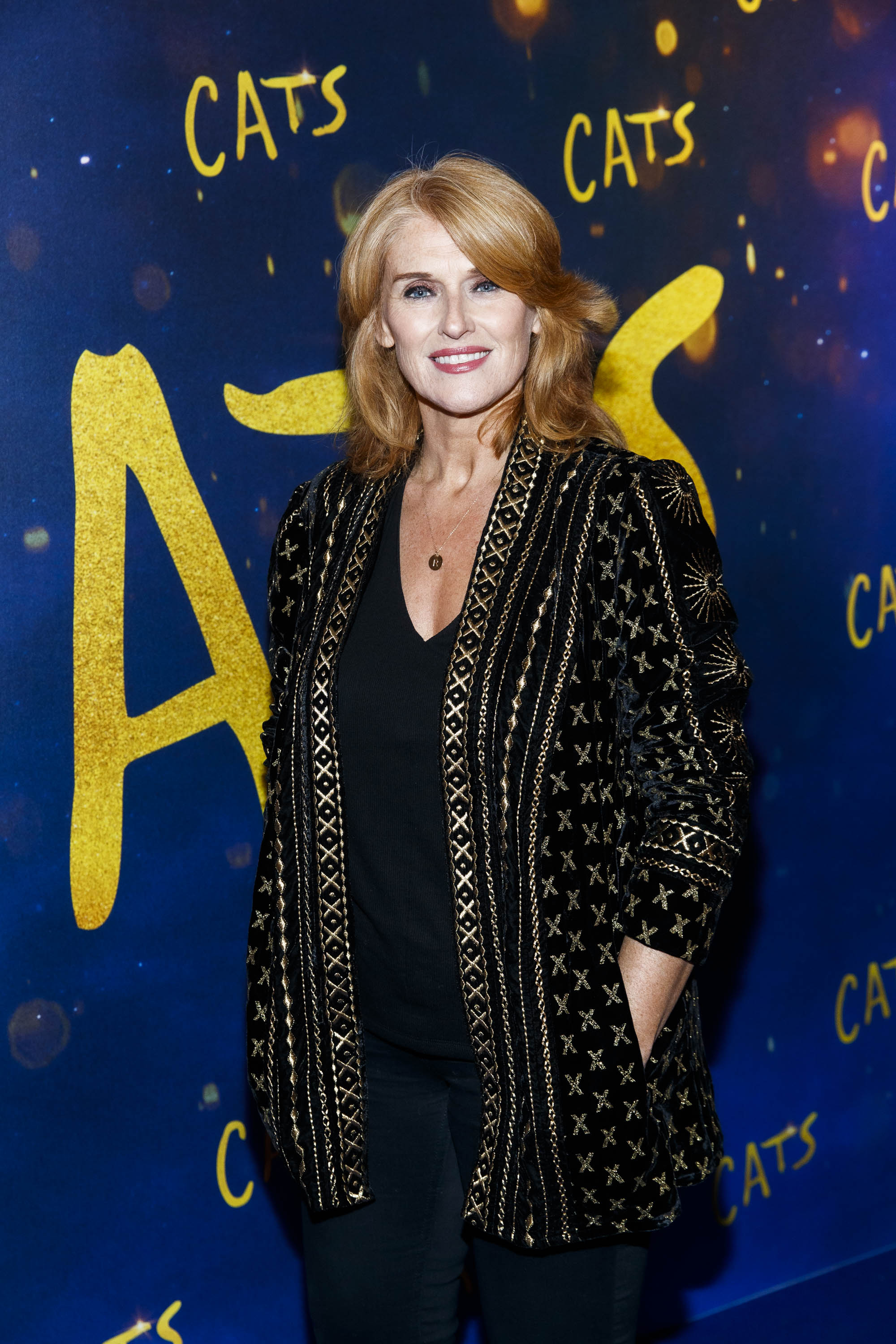 Roisin O'Hea pictured at the Irish premiere screening of 'Cats' at The Stella Theatre, Rathmines. Picture: Andres Poveda