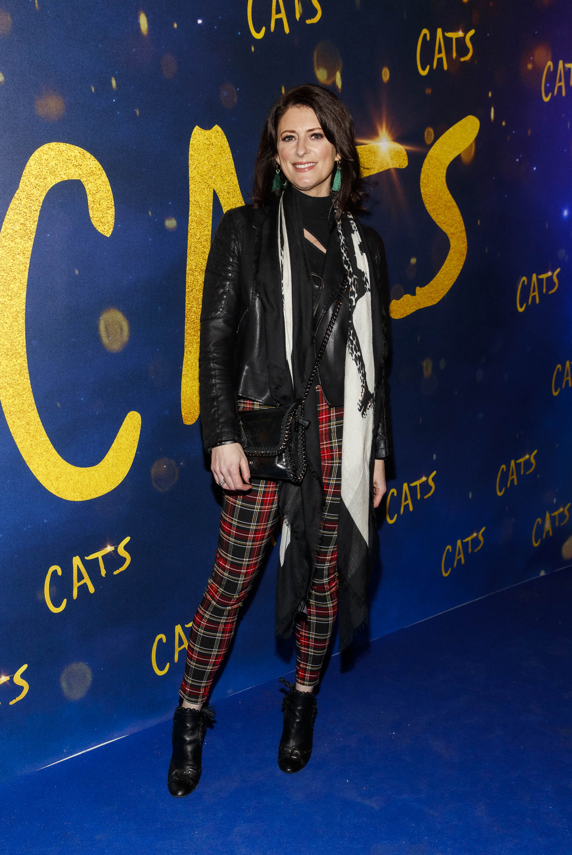 Sinead O Carroll pictured at the Irish premiere screening of 'Cats' at The Stella Theatre, Rathmines. Picture: Andres Poveda