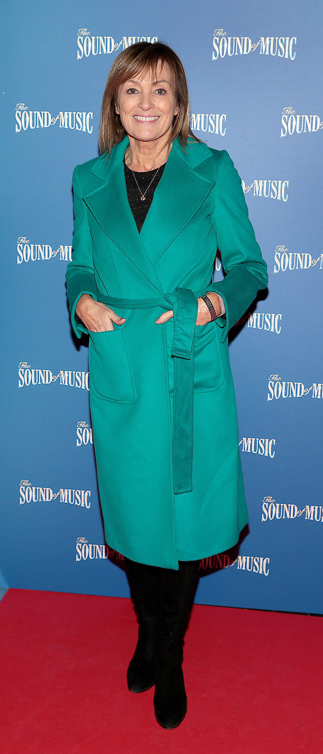 Mary Kennedy  pictured at the opening night of The Sound of Music at the Bord Gais Energy Theatre, Dublin. Pic Brian McEvoy