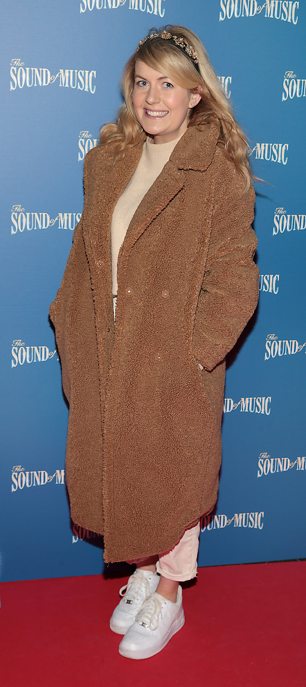 Elaine Leonard pictured at the opening night of The Sound of Music at the Bord Gais Energy Theatre, Dublin. Pic Brian McEvoy