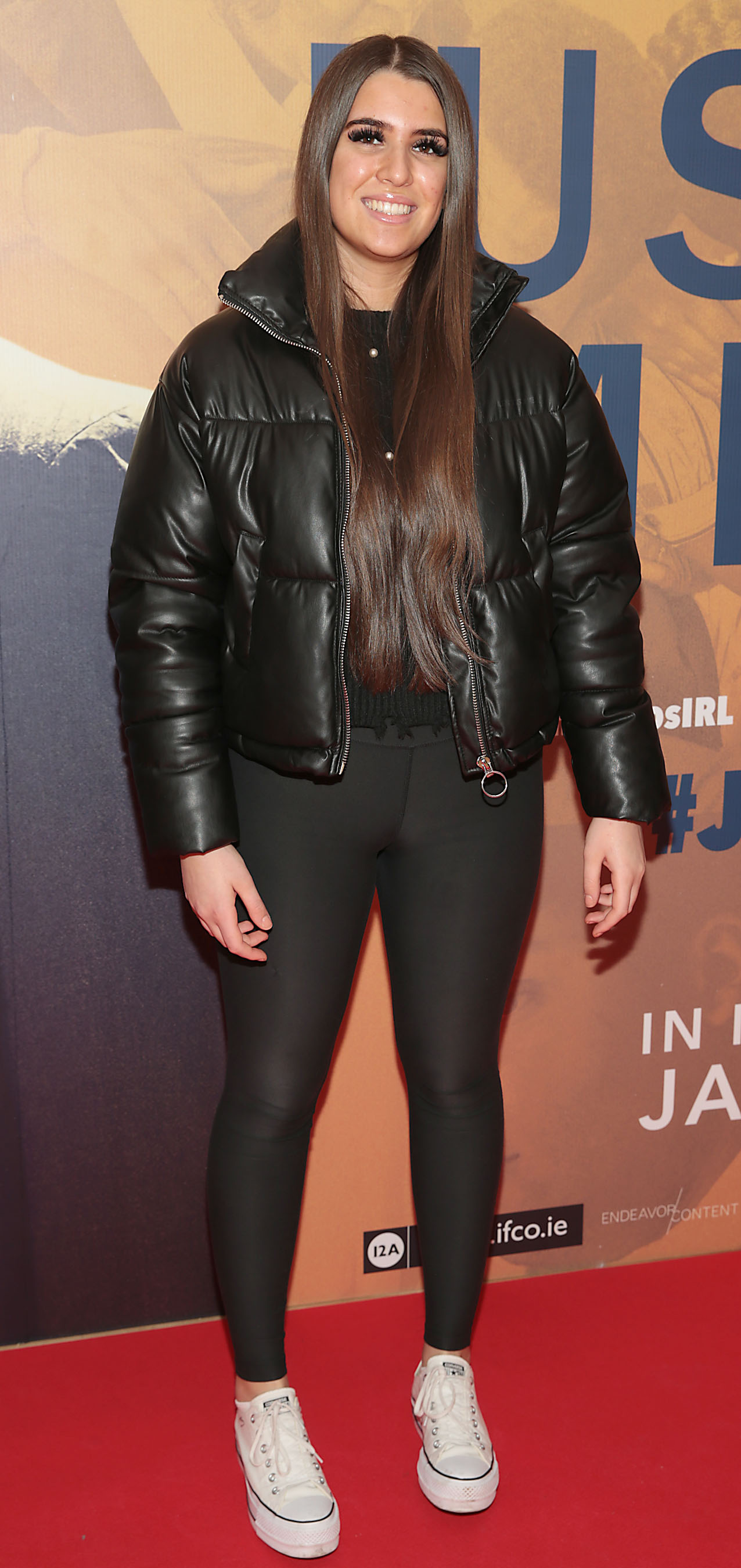Vanessa Dobie at the special preview screening of Just Mercy at the Lighthouse Cinema, Dublin. Pic Brian McEvoy