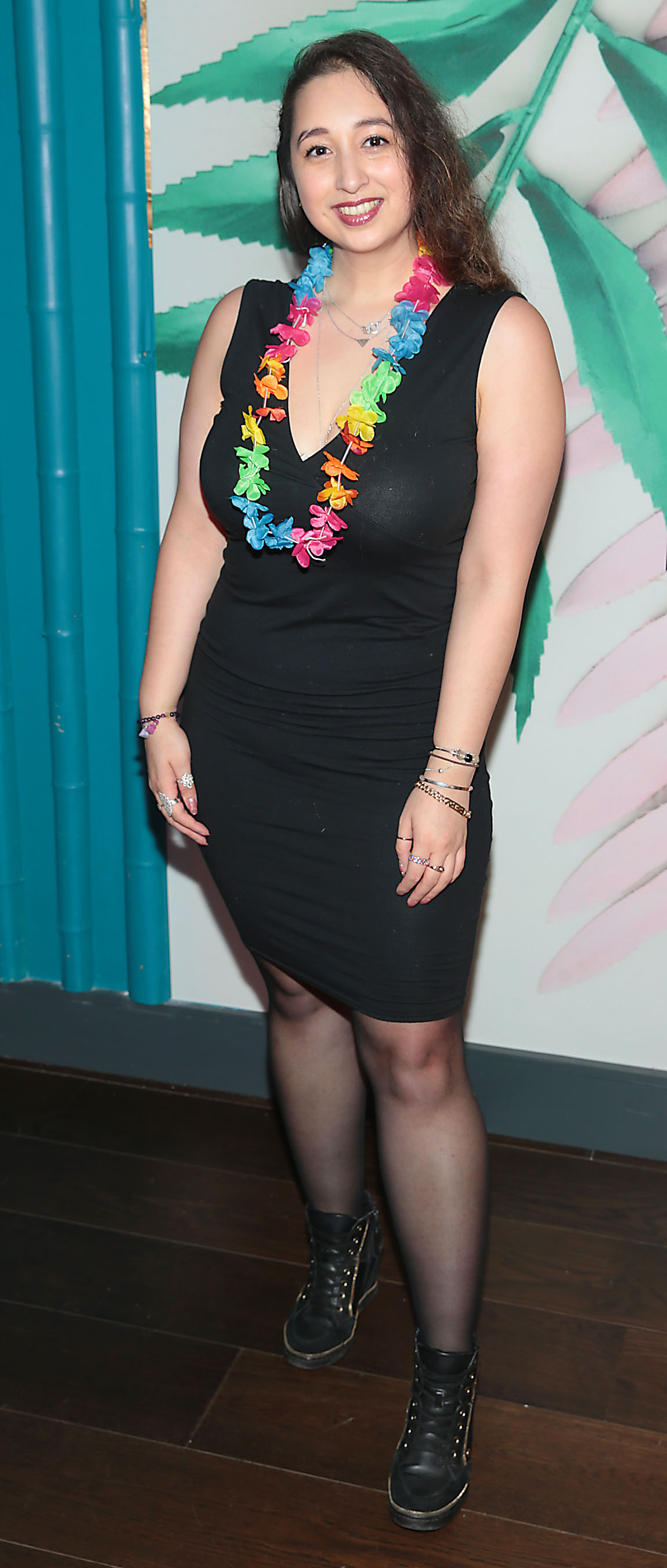 Nirina Plunkett  pictured at the opening of Ohana in Harcourt Street, Dublin. Pic: Brian McEvoy