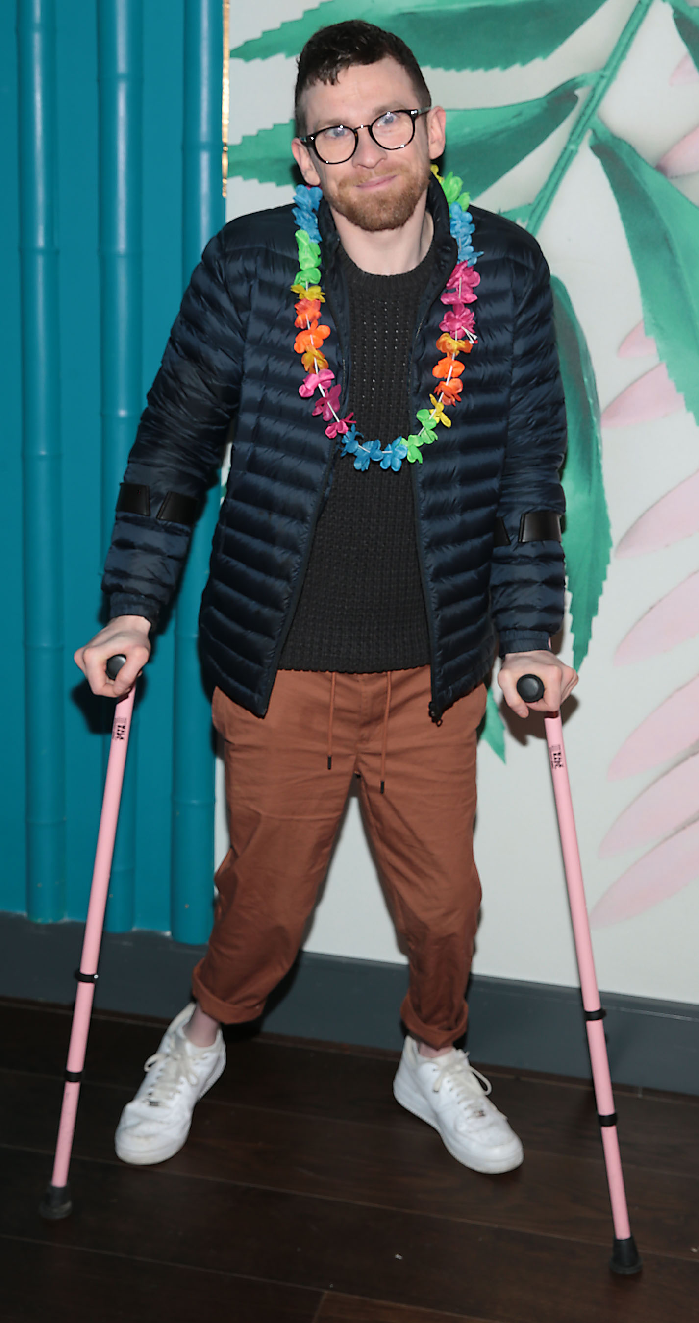 Paddy Smyth pictured at the opening of Ohana in Harcourt Street, Dublin. Pic: Brian McEvoy