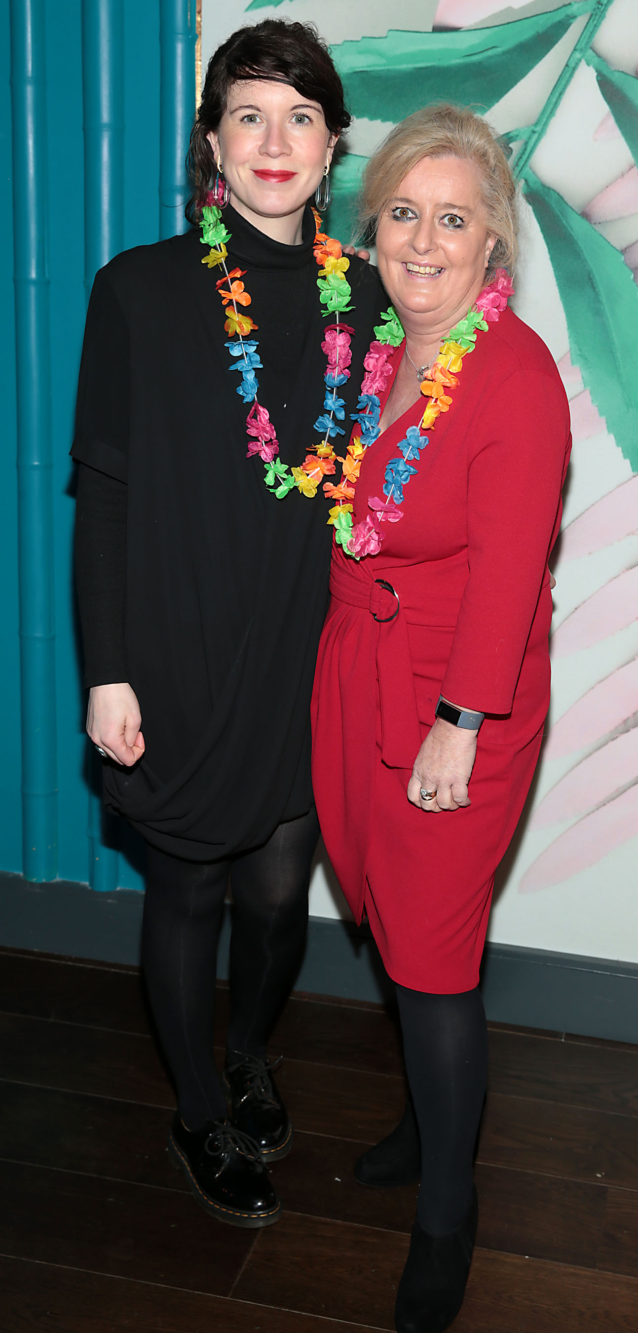 Denise Maguire and Trish Murphy pictured at the opening of Ohana in Harcourt Street, Dublin. Pic: Brian McEvoy