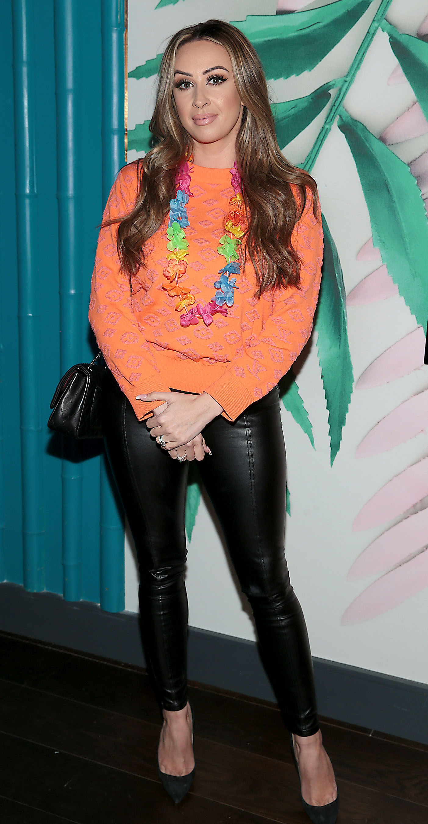 Michelle Regazzoli Stone pictured at the opening of Ohana in Harcourt Street, Dublin. Pic: Brian McEvoy