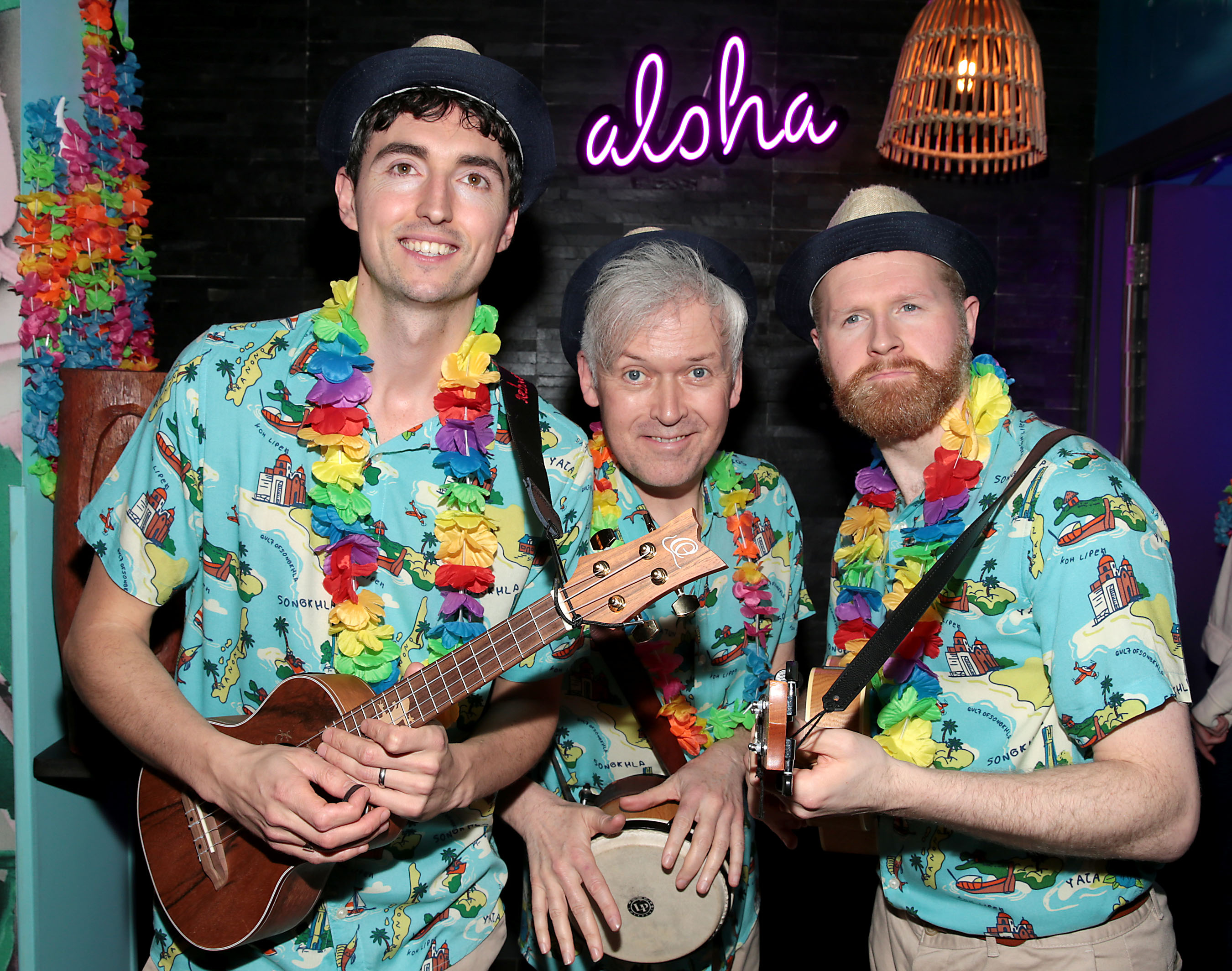 Ukebox pictured at the opening of Ohana in Harcourt Street, Dublin. Pic: Brian McEvoy