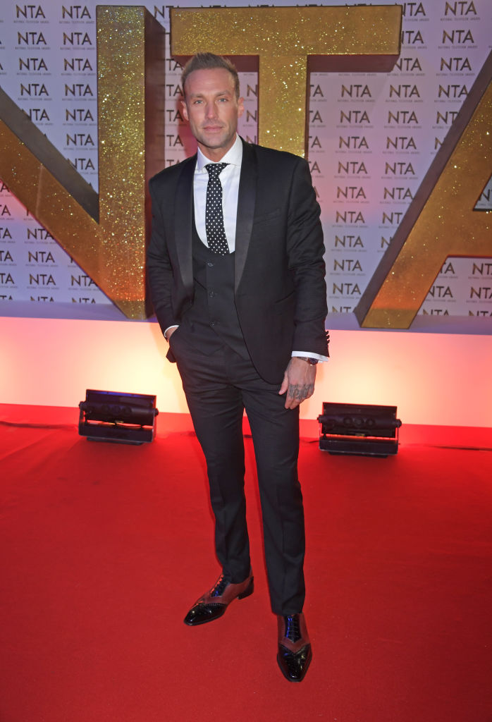 Calum Best attends the National Television Awards 2020 at The O2 Arena on January 28, 2020 in London, England. (Photo by David M. Benett/Dave Benett/Getty Images)