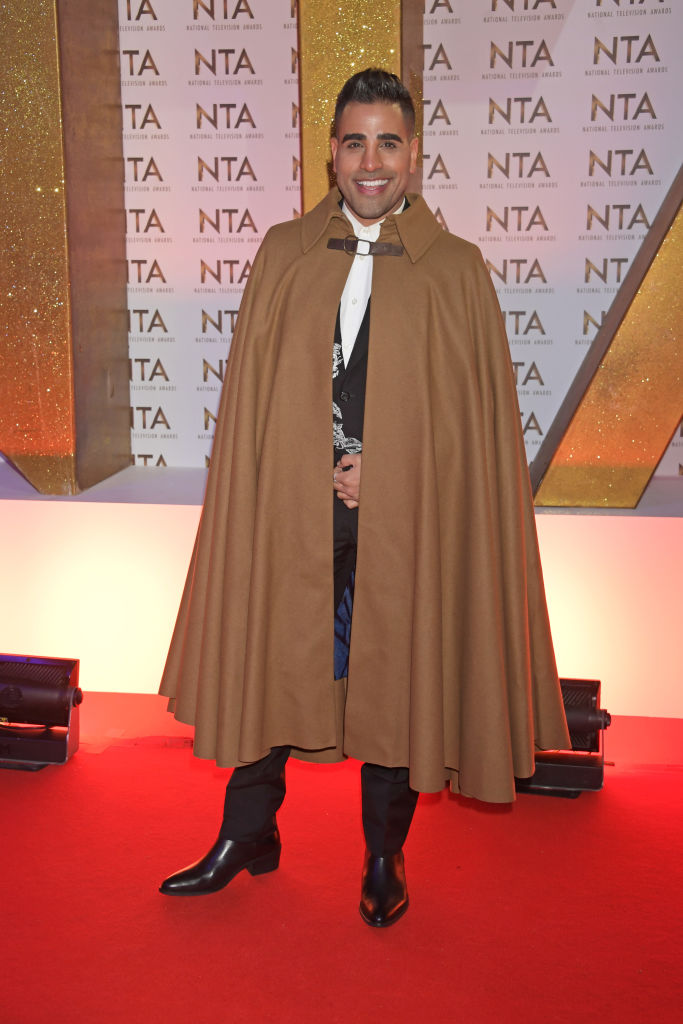 Dr Ranj Singh attends the National Television Awards 2020 at The O2 Arena on January 28, 2020 in London, England. (Photo by David M. Benett/Dave Benett/Getty Images)