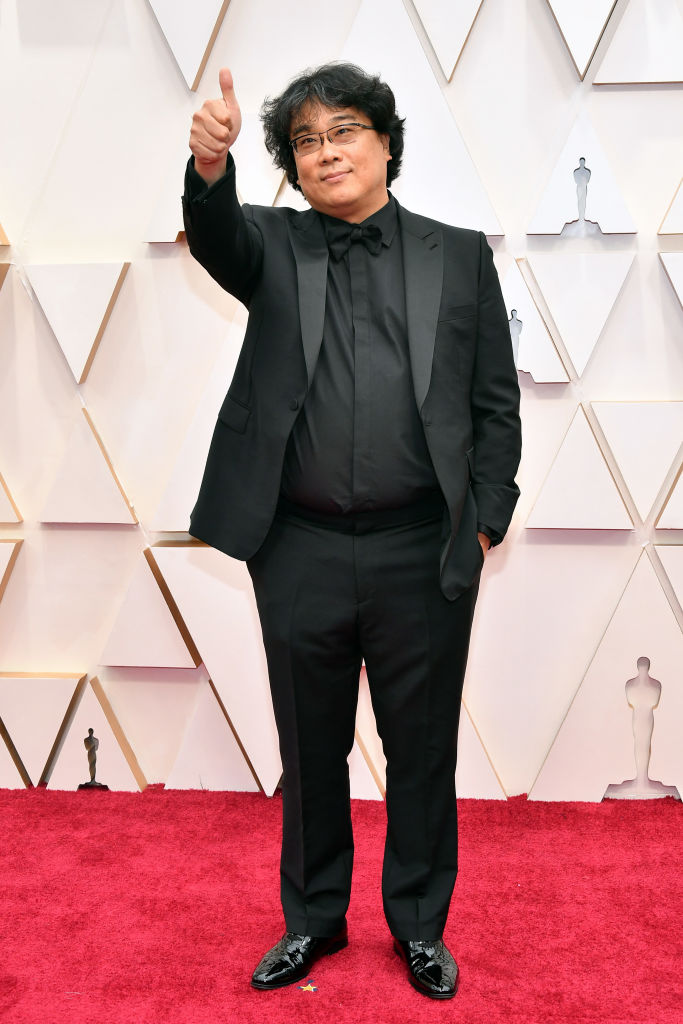 Director Bong Joon-ho attends the 92nd Annual Academy Awards at Hollywood and Highland on February 09, 2020 in Hollywood, California. (Photo by Amy Sussman/Getty Images)