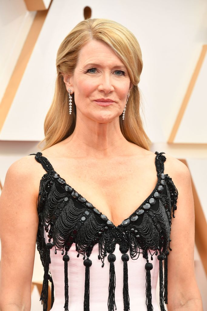 Laura Dern attends the 92nd Annual Academy Awards at Hollywood and Highland on February 09, 2020 in Hollywood, California. (Photo by Amy Sussman/Getty Images)