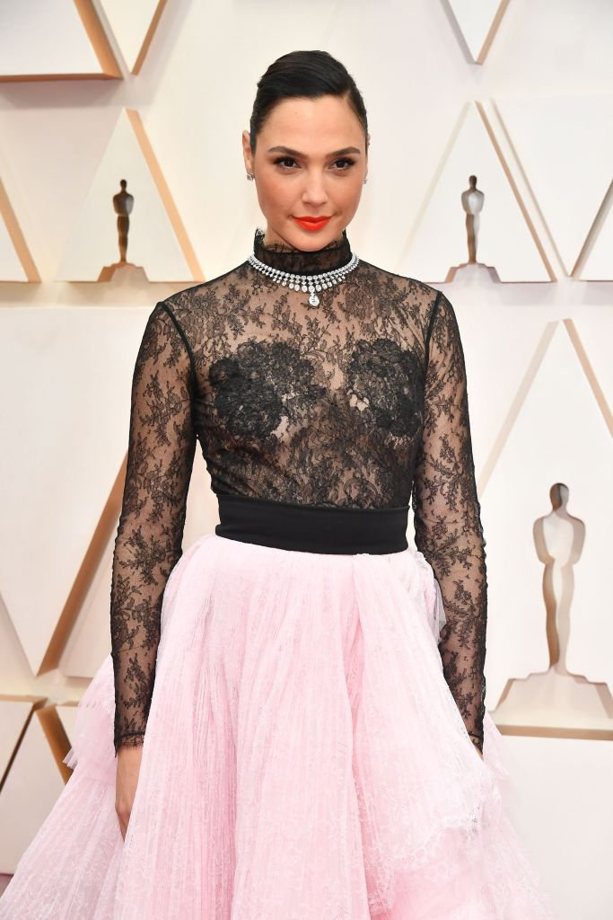 Gal Gadot attends the 92nd Annual Academy Awards at Hollywood and Highland on February 09, 2020 in Hollywood, California. (Photo by Amy Sussman/Getty Images)