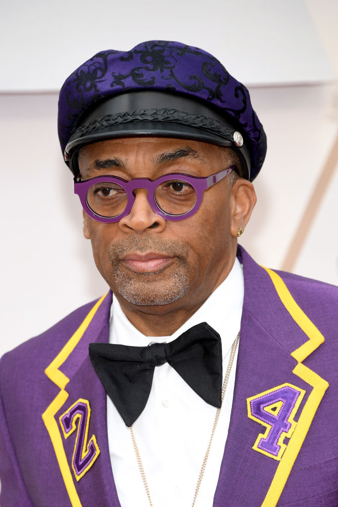 Director Spike Lee attends the 92nd Annual Academy Awards at Hollywood and Highland on February 09, 2020 in Hollywood, California. (Photo by Kevin Mazur/Getty Images)