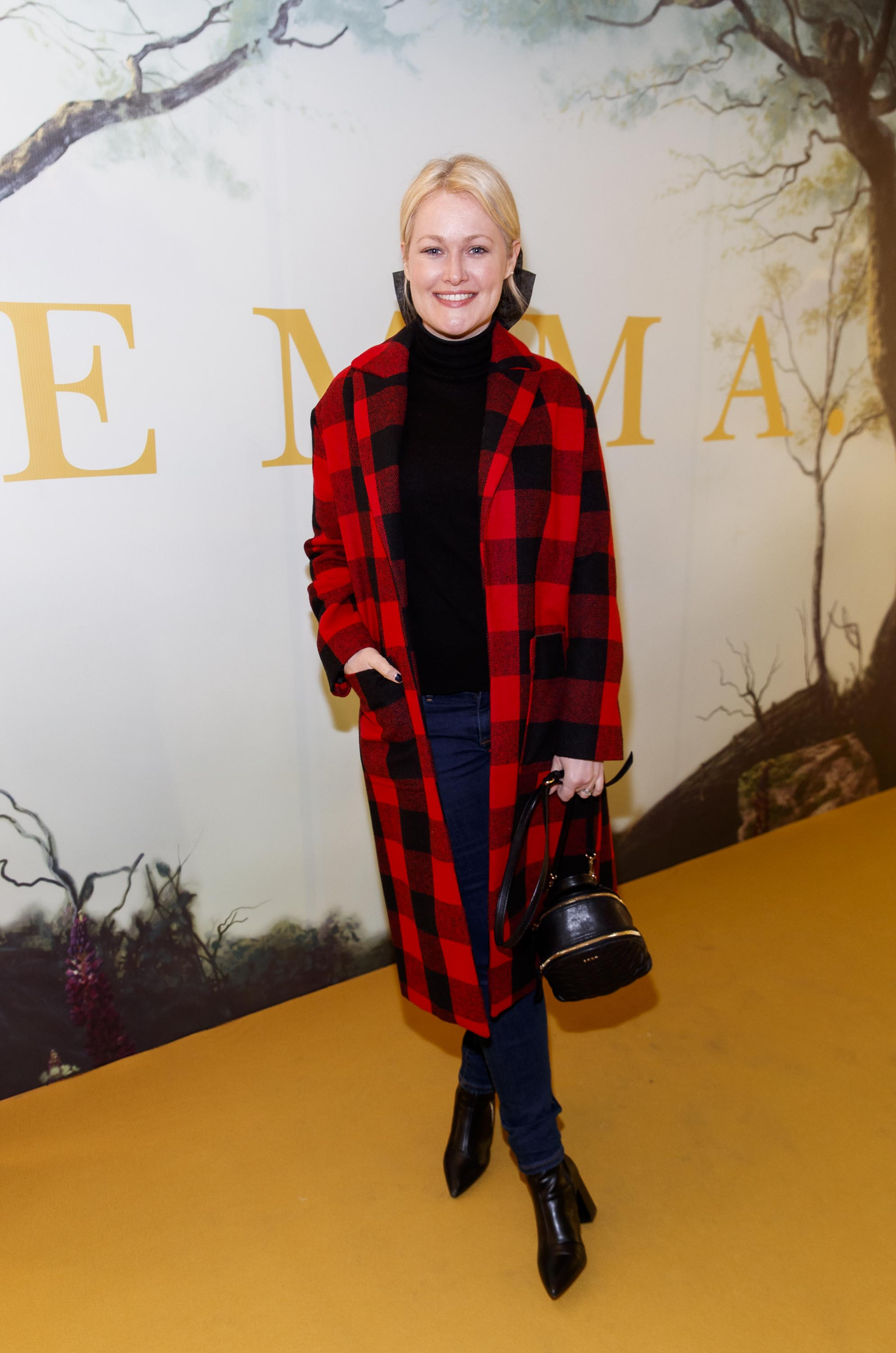 Lorna Weightman pictured at a special preview screening of EMMA, a delicious new adaptation of Jane Austen's beloved comedy, at Light House Cinema, Dublin Picture Andres Poveda