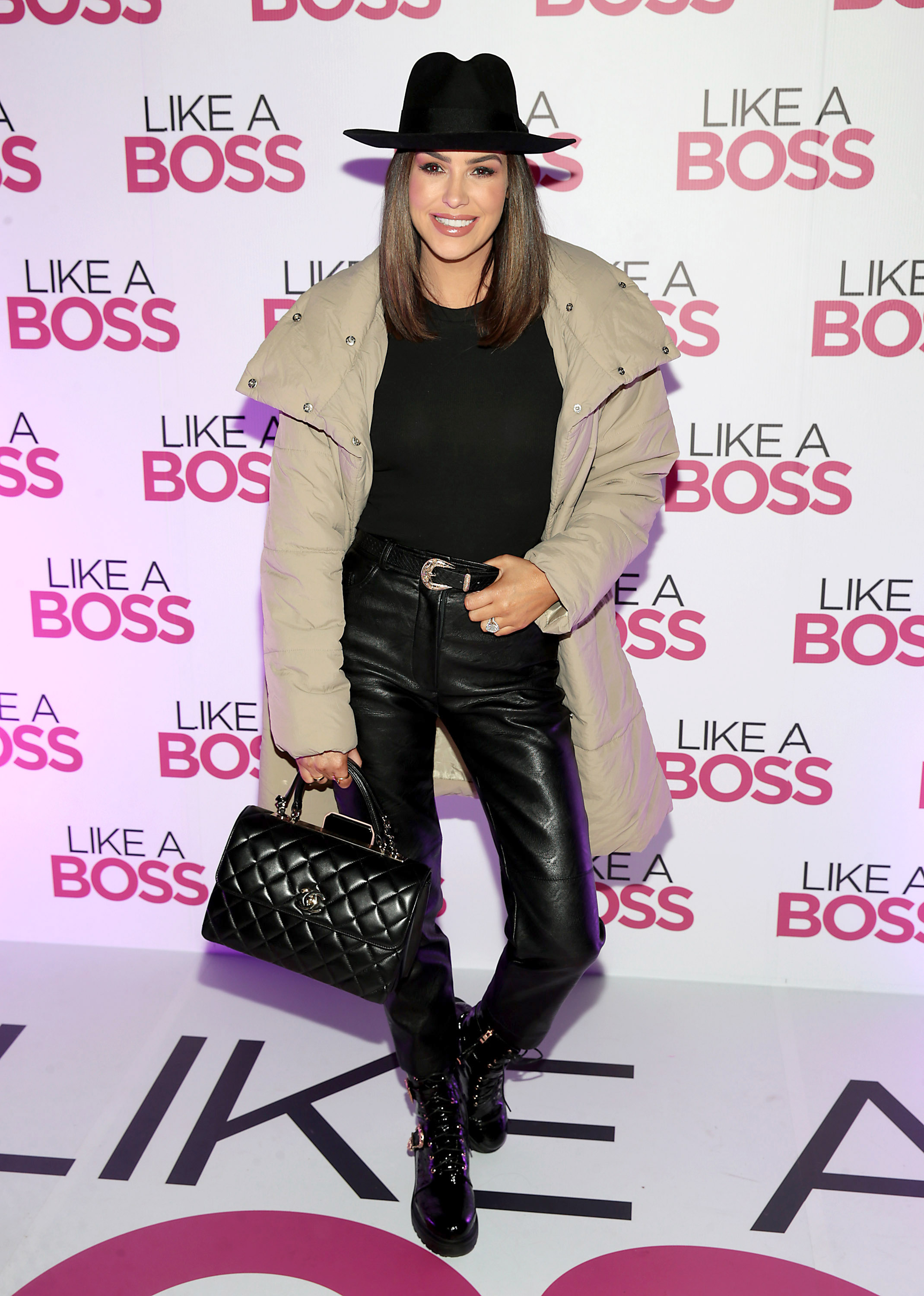 Suzanne Jackson at the special preview screening of Like A Boss at the Lighthouse Cinema, Dublin. Pic: Brian McEvoy