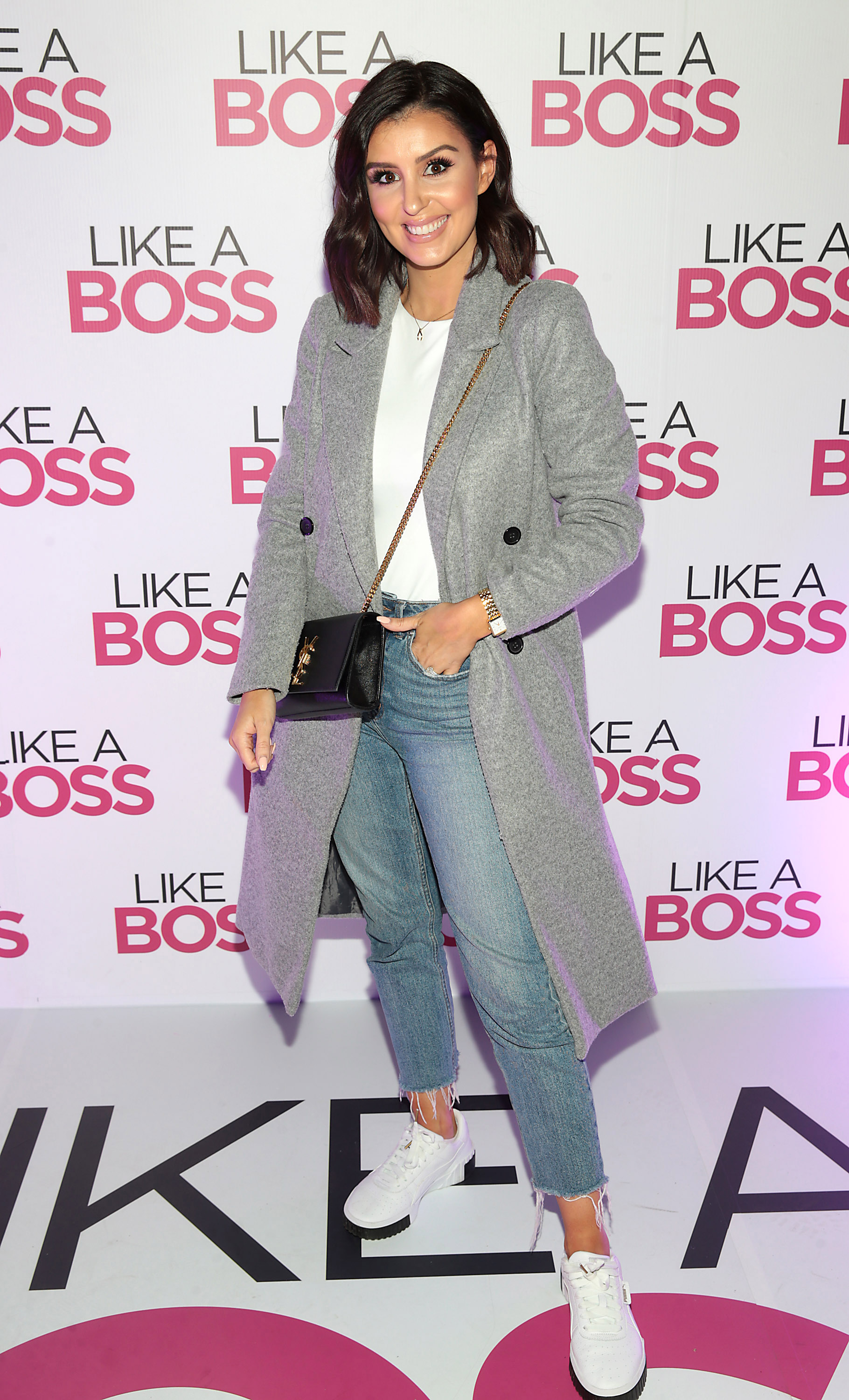 Terrie McEvoy at the special preview screening of Like A Boss at the Lighthouse Cinema, Dublin. Pic: Brian McEvoy