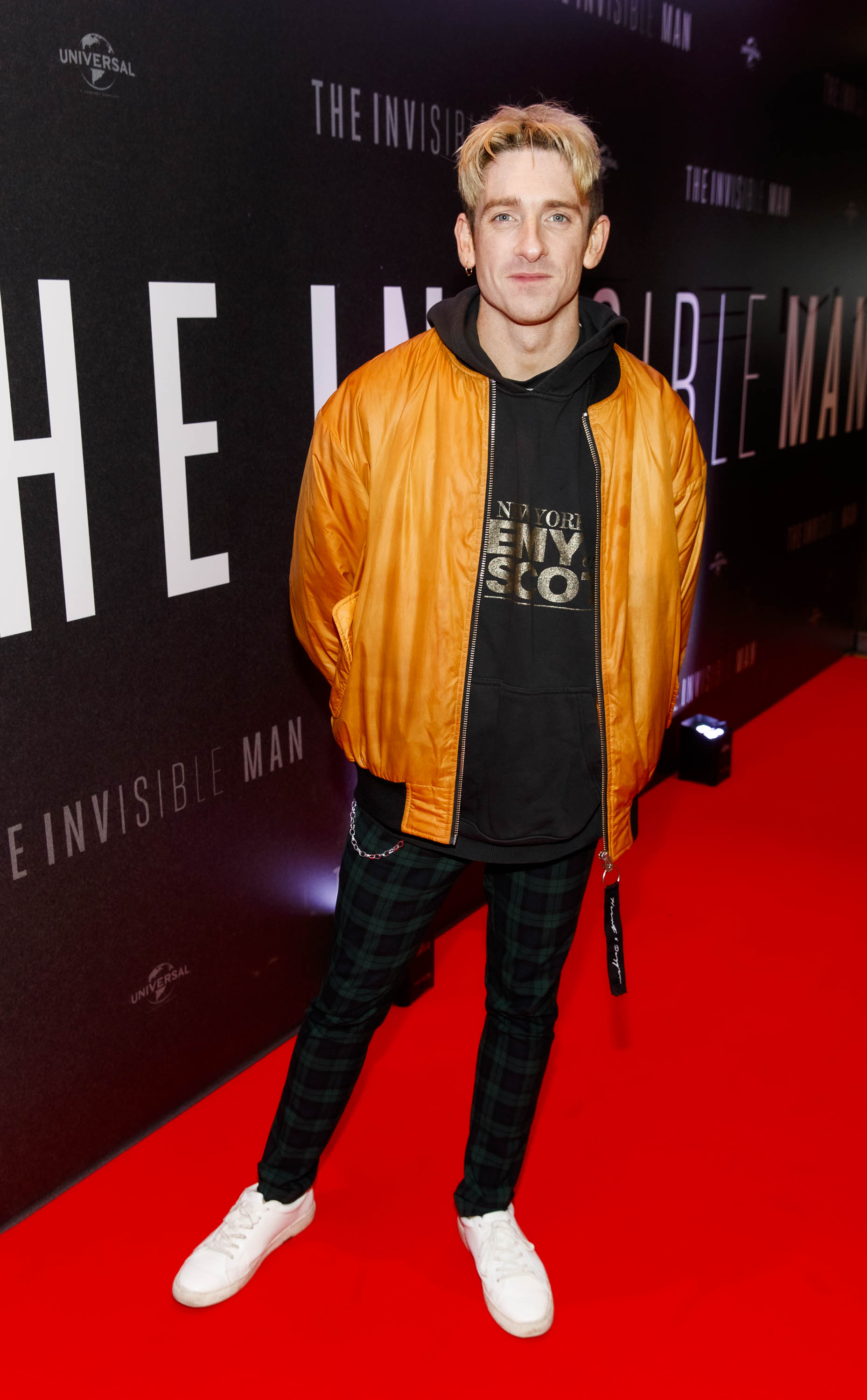 Stephen Byrne pictured at a special preview screening of The Invisible Man at Light House Cinema, Dublin. Picture: Andres Poveda.