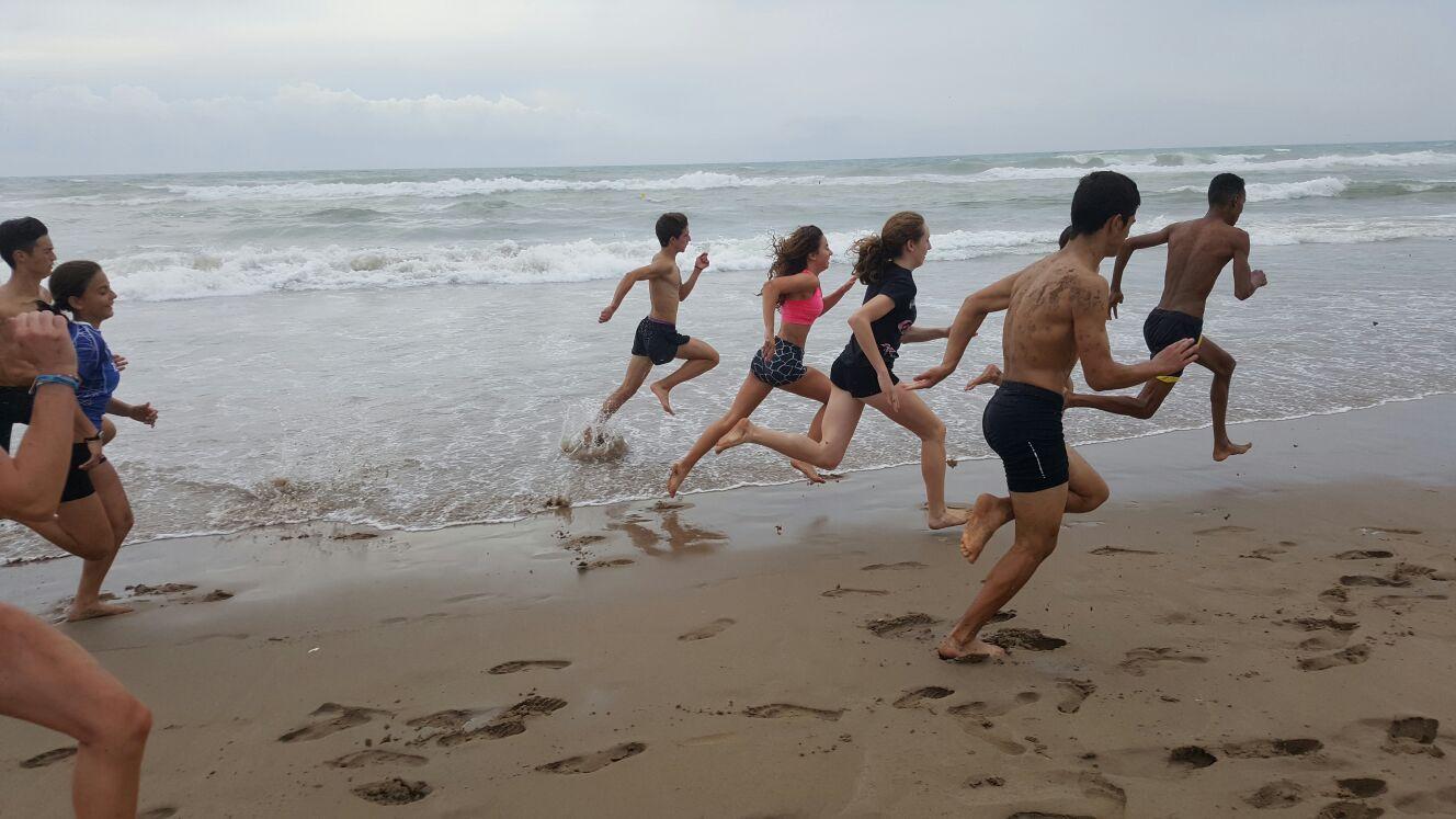 running sevilla