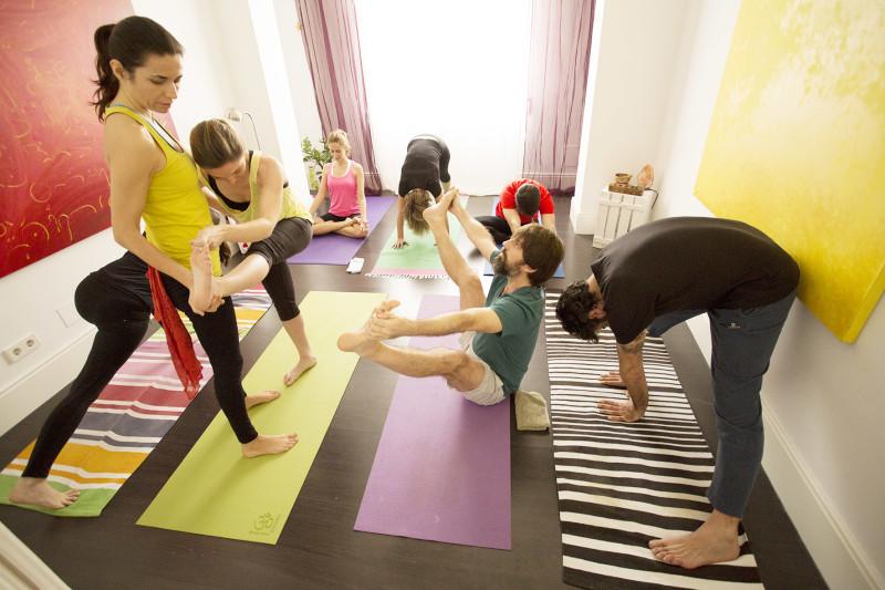 Ashtanga Yoga Moncloa