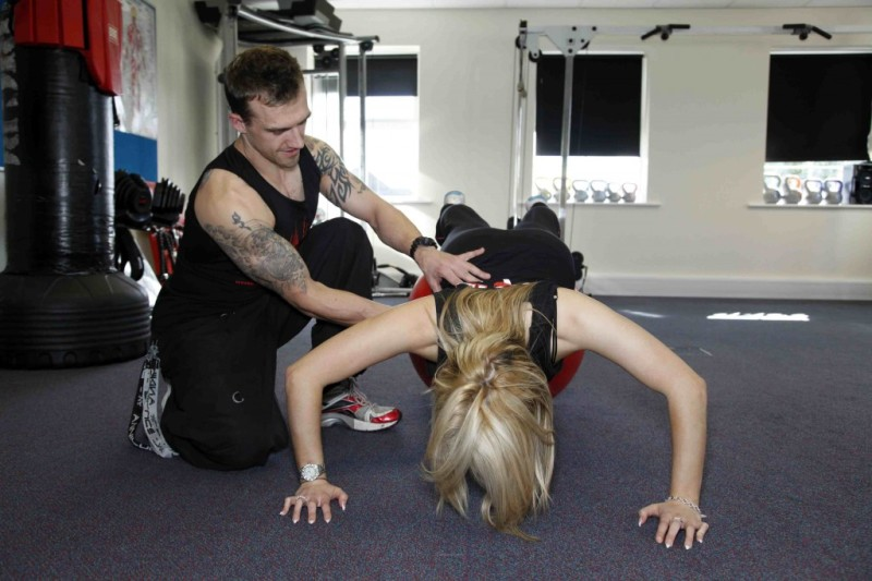 Masters Personal Training