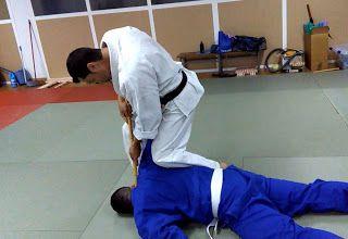 Sala Artes Marciales Jiu Jitsu Escaleritas