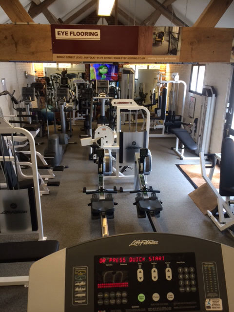 Mg Fitness Studio