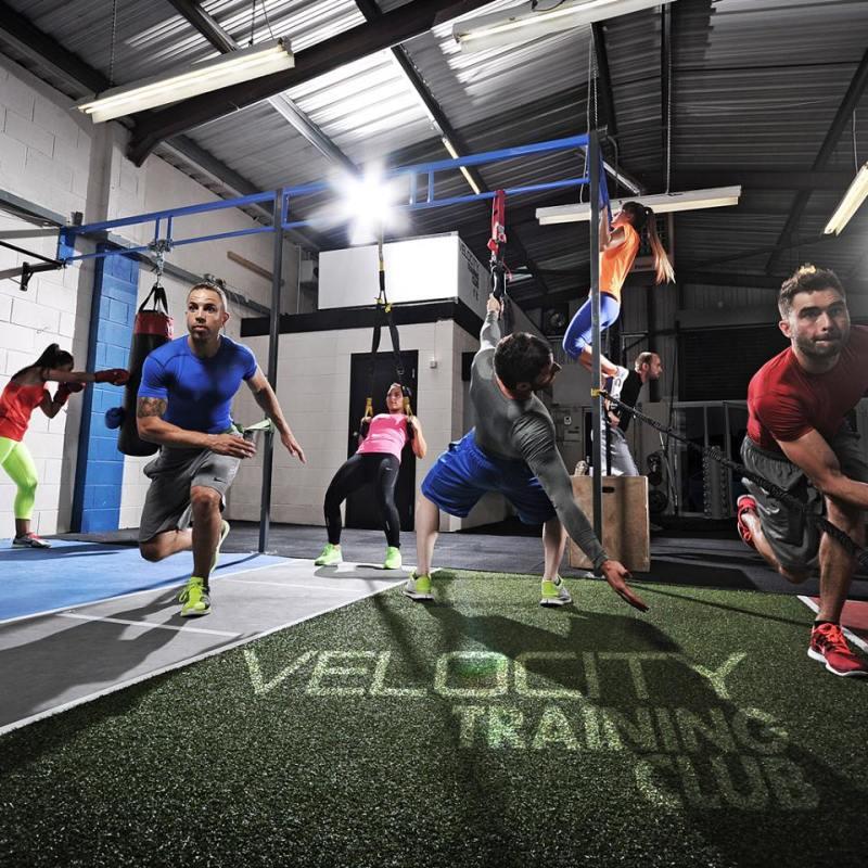 Velocity Training Club