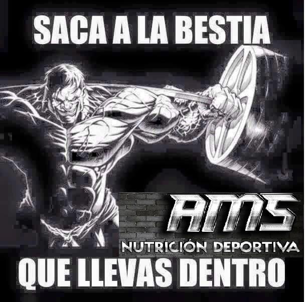 Ams Nutrición Deportiva