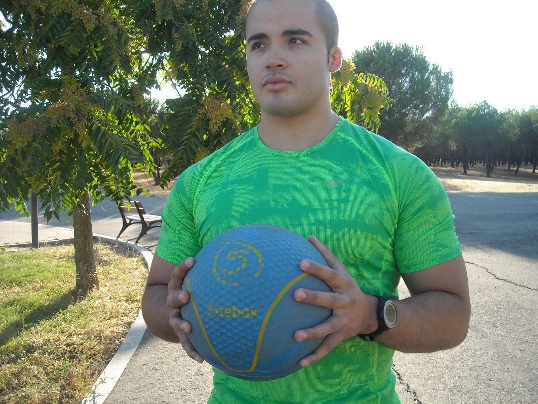 Emmanuel Entrenador Personal