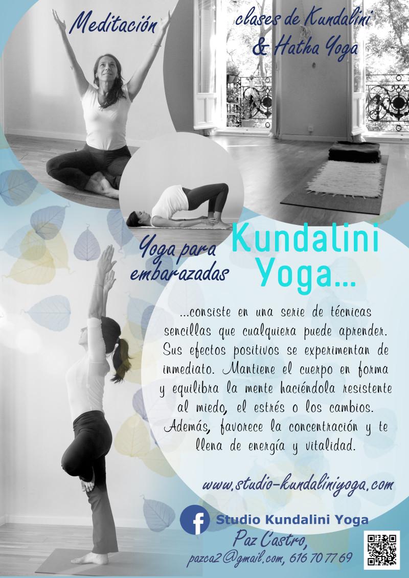 Studio Kundalini Yoga Madrid