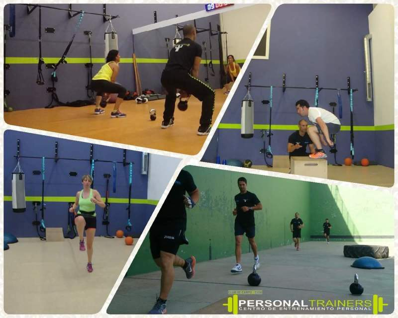 Personal Trainers Elda