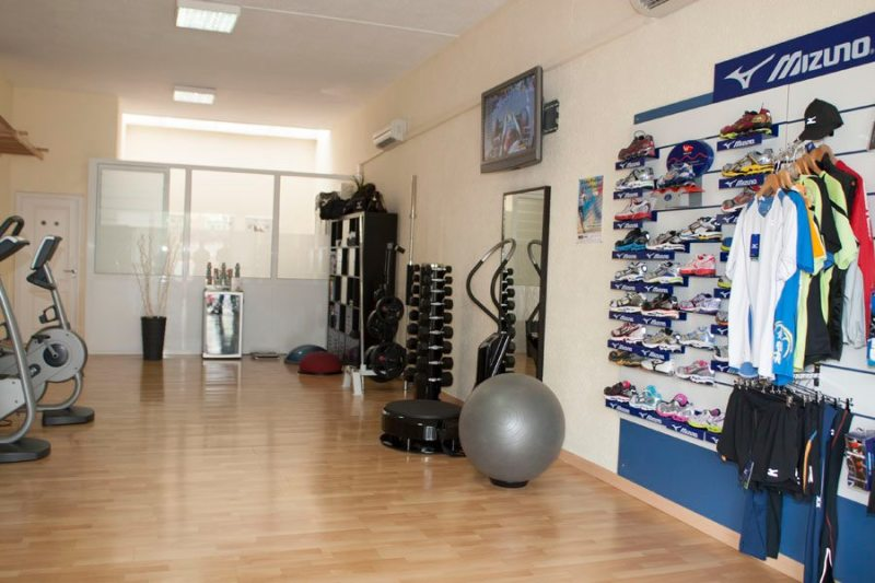 Andy Díaz Personal Training Studio