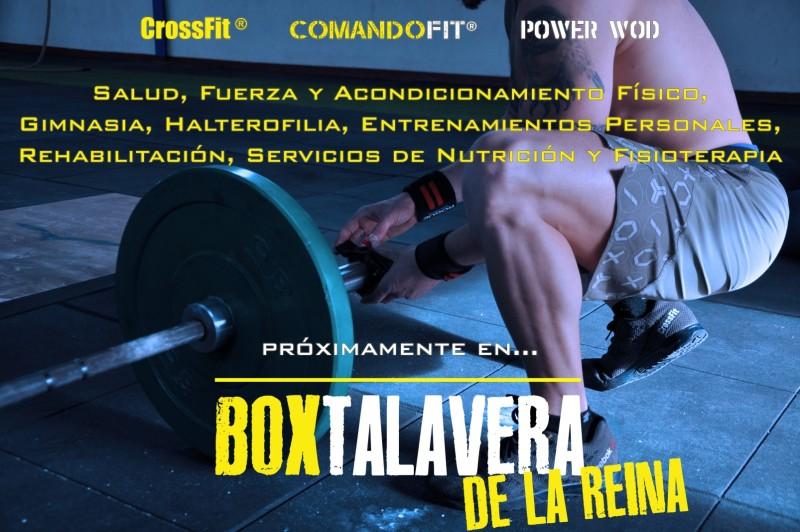 Box Talavera - Crossfit Talavera De La Reina