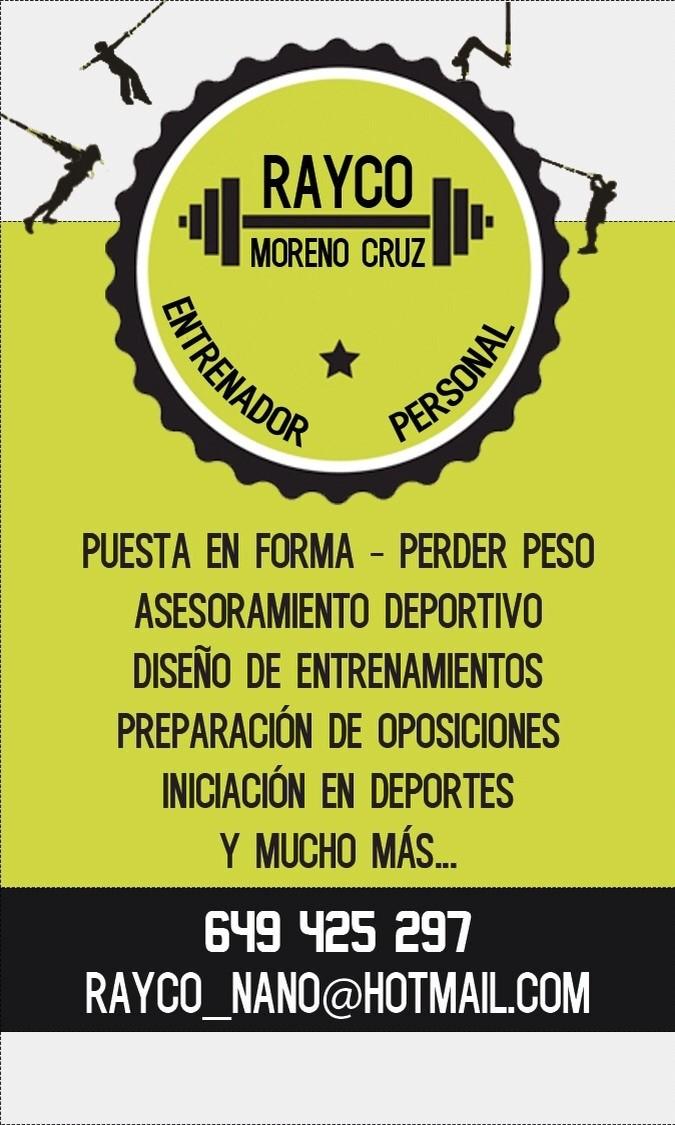 Rayco Moreno Cruz