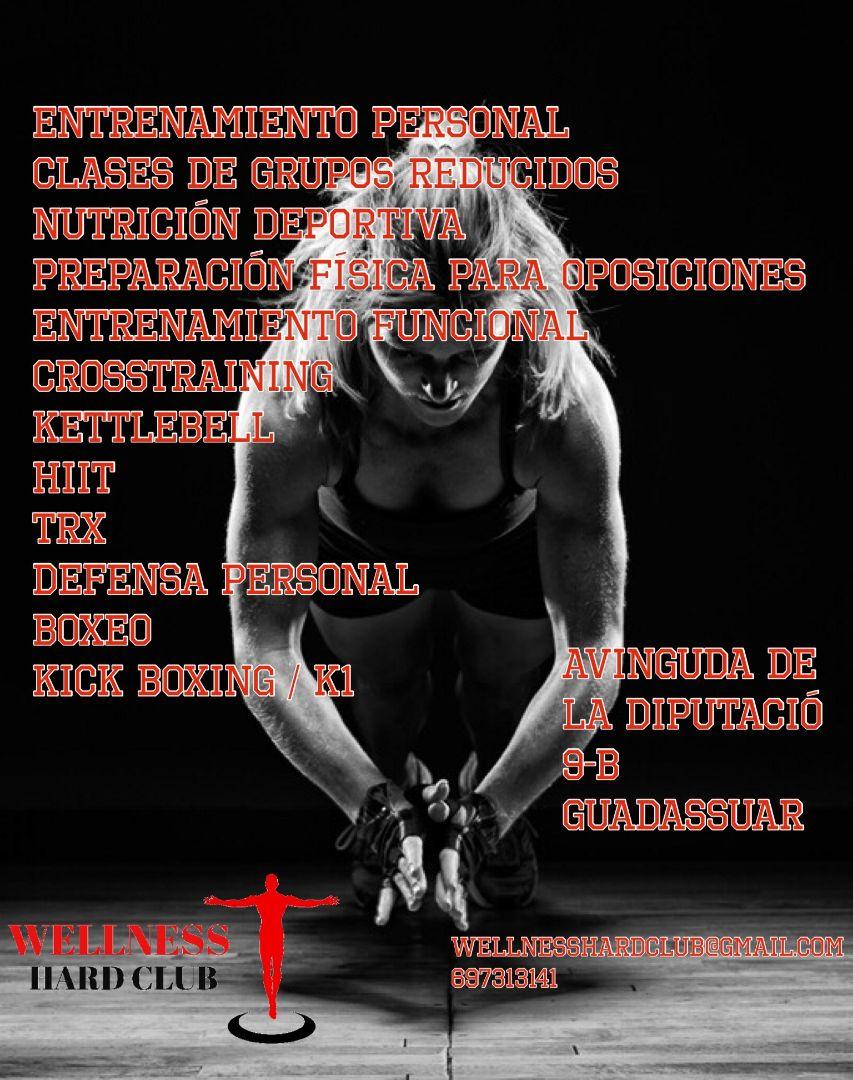 Wellness Hard Club