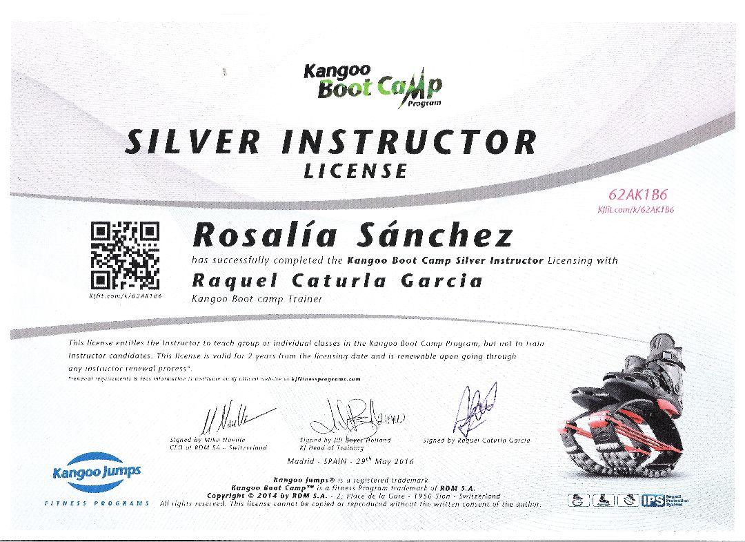 Rosalia Sánchez