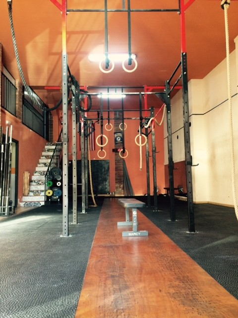 Rite Of Passage Barbell Club
