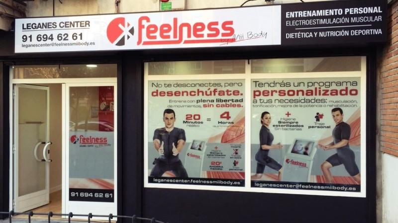 Feelness Leganés