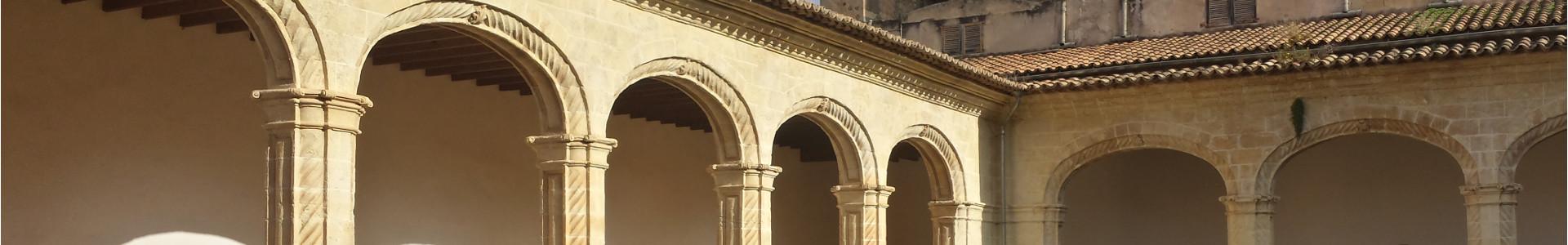 Claustre de Sant Vicenç Ferrer