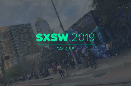SXSW 2019 day 4 & 5:  AR / MR,  bose VR & good omens activation