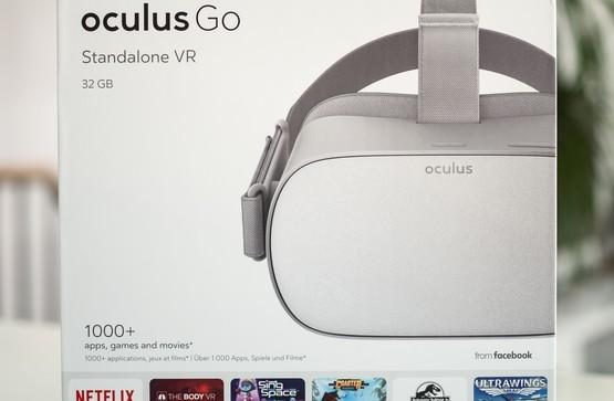 Oculus go?