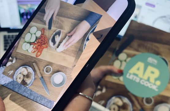 Augmented Reality for Business