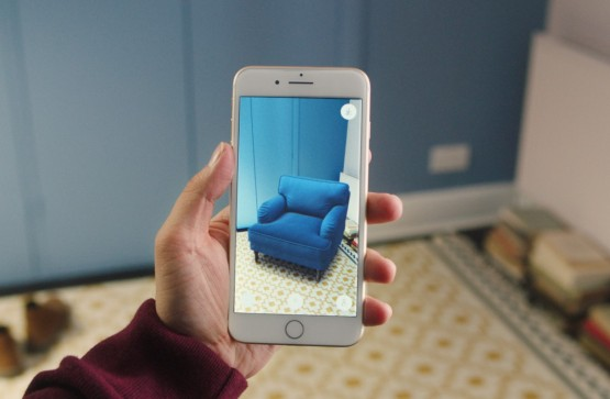 IKEA place: augmented reality app reviewed.