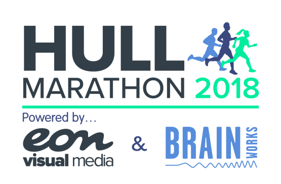 Sponsorship announcement: the hull marathon.