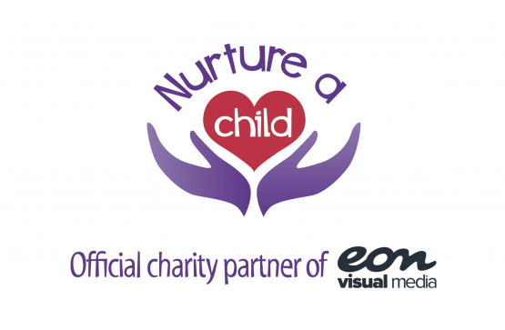 Announcement: official new charity partner.