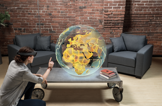 The latest augmented reality glasses announcement.