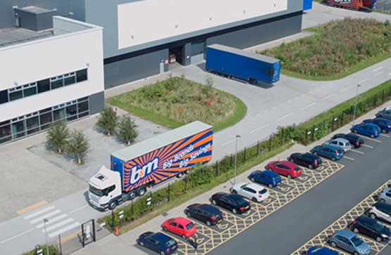 Conference video for one of the UK's fastest growing retailers, B&M Retail Ltd.