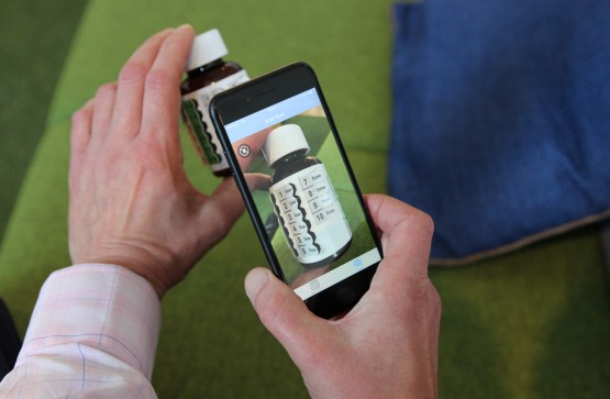 Using digital innovation to help remind patients to take their medication with Med-Con.